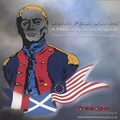 John Paul Jones - Musical by Scottish Composer Julian Wagstaff