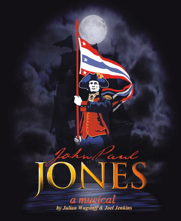 John Paul Jones - musical by Julian Wagstaff aka Jules Reed