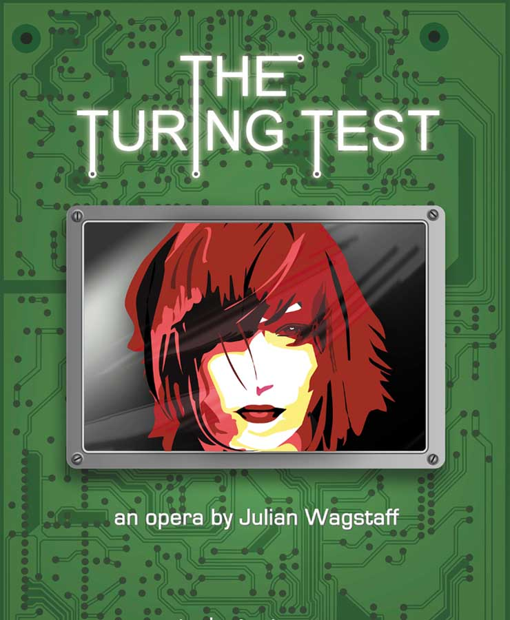 The Turing Test von Julian Wagstaff - Link