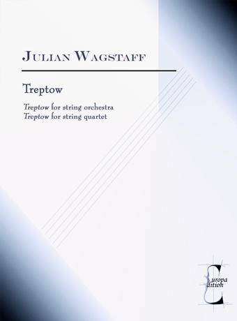 Treptow - sheet music by UK composer Julian Wagstaff