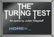 The Turing Test Home